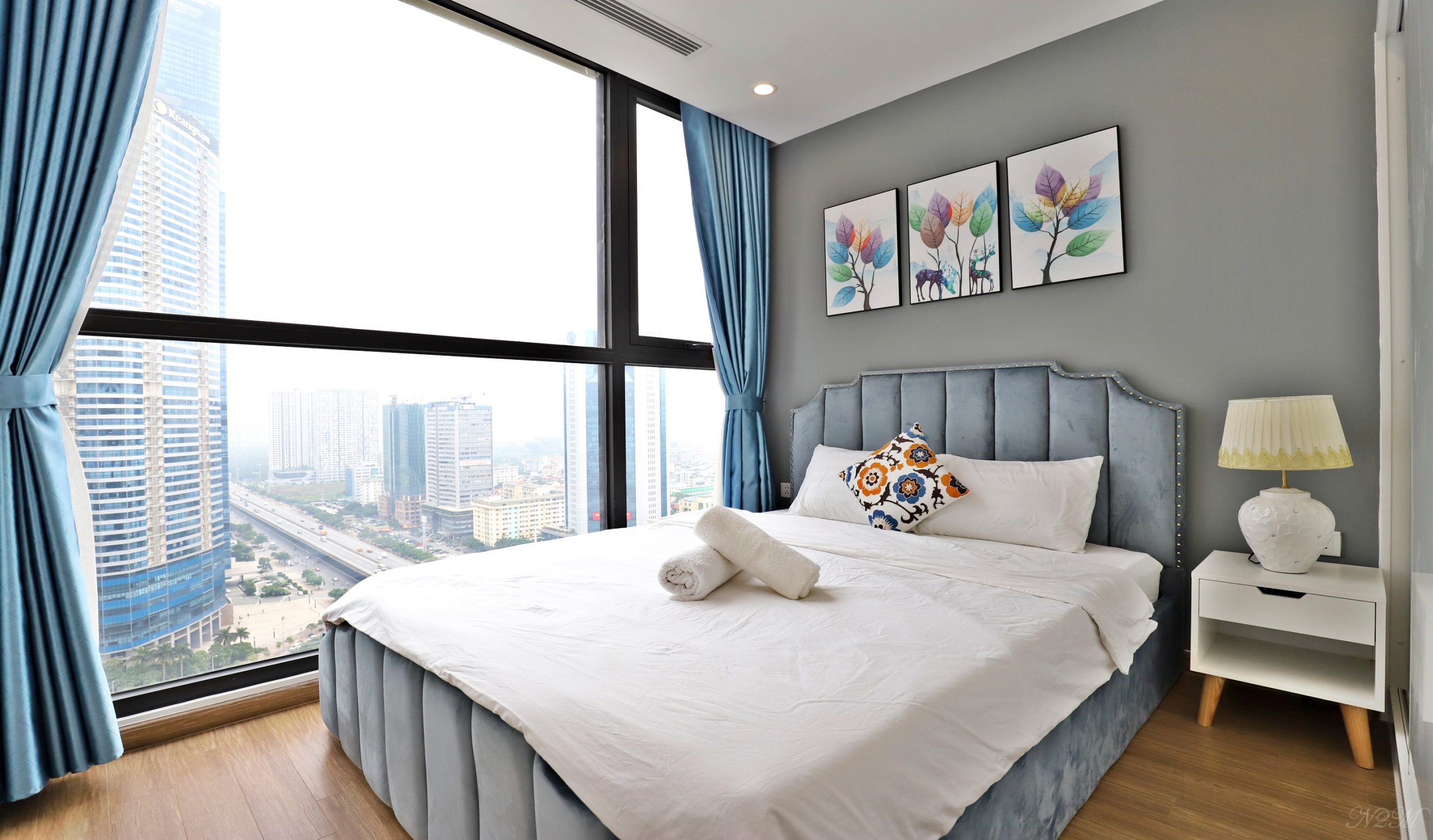 02 Bedroom Apartment Vinhomes Skylake for Rent