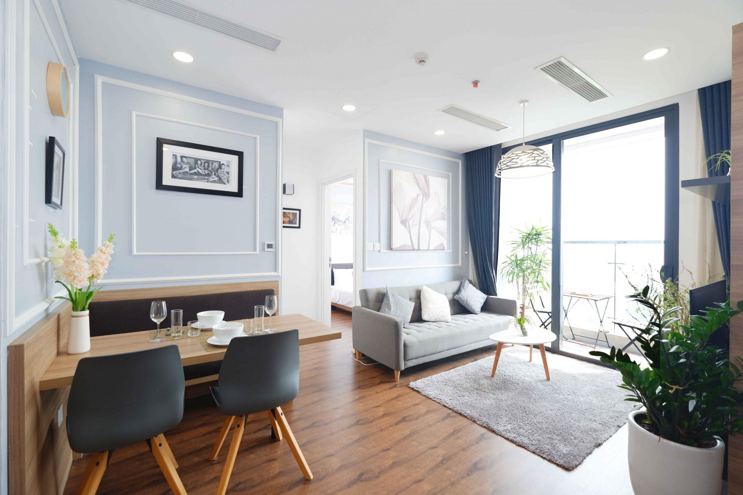 One Bedroom Apartment Vinhomes Metropolis for Rent