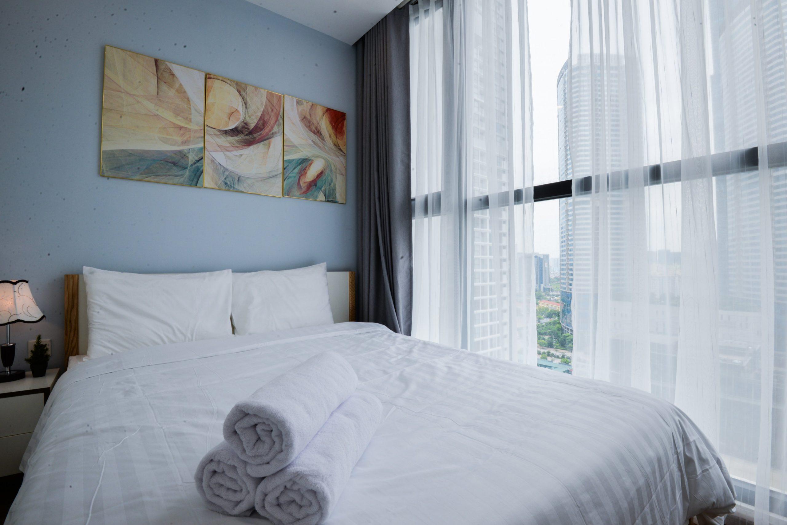Cho thuê căn hộ ngăn hạn Vinhomes Skylake