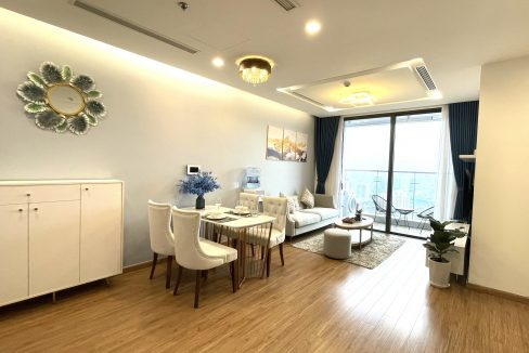 two bedroom apartment vinhomes metropolis