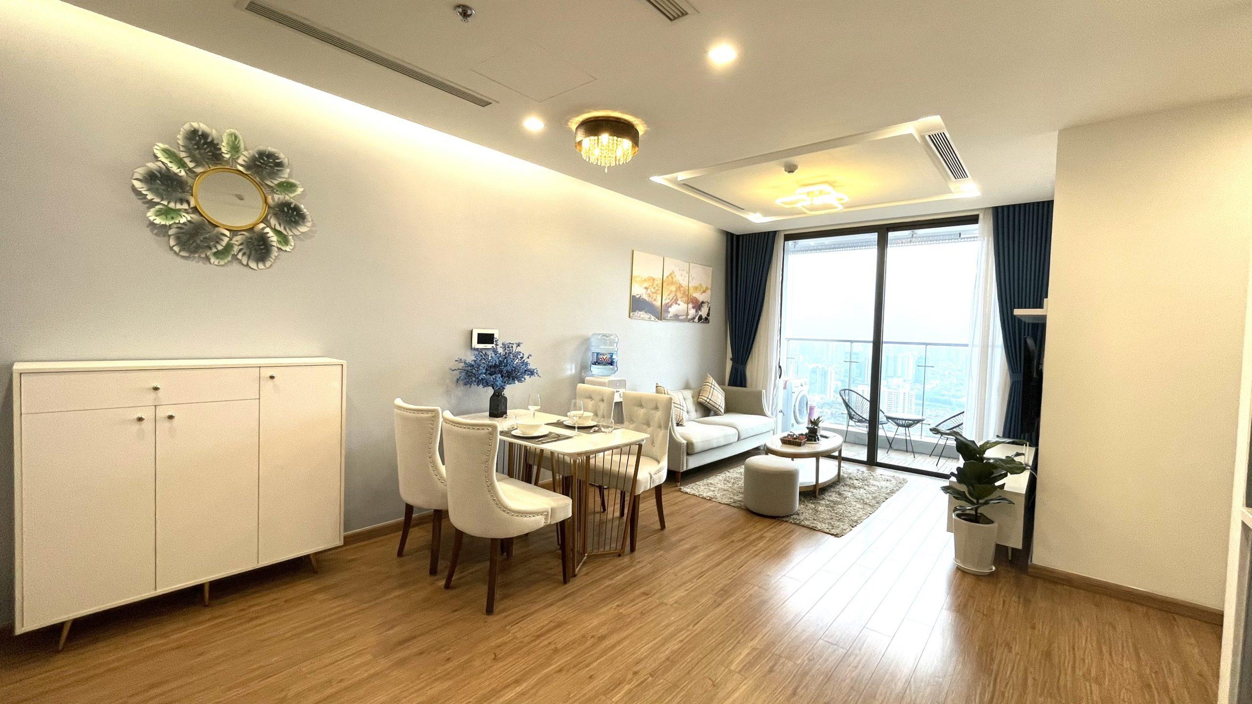 Two Bedroom Apartment Vinhomes Metropolis for Rent