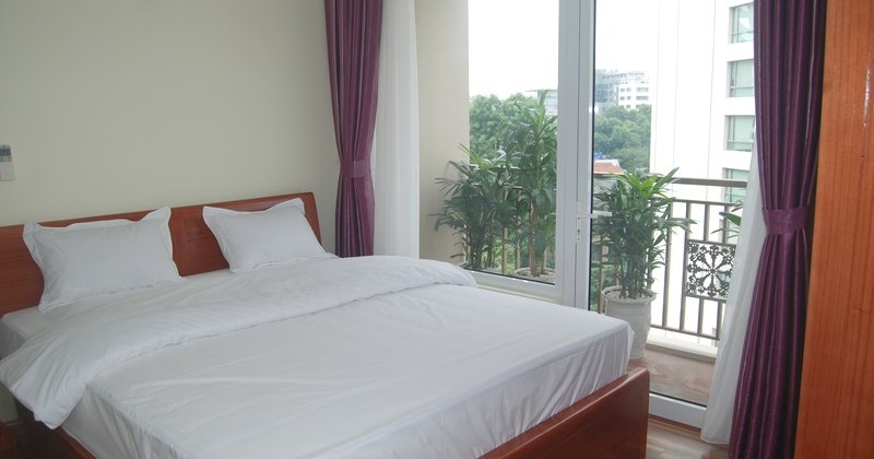 Serviced apartments in Hoan Kiem for rent