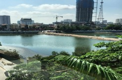 Lake view serviced apartment in Ba Dinh